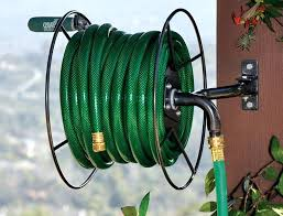 wall mounted water hose reel garden hose reel various designs available wall mount metal water hose