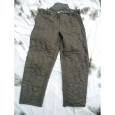 German Army Quilted Thermal Winter Under Trousers Underwear | eBay & Image is loading German-Army-Quilted-Thermal-Winter-Under-Trousers-Underwear Adamdwight.com