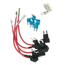 aliexpress com buy 5pcs lot 15a add circuit mini blade auto car aliexpress com buy 5pcs lot 15a add circuit mini blade auto car fuse box holder acs ato atc piggy back tap from reliable holder charger suppliers on
