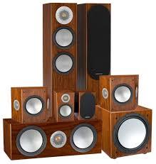 Купить <b>Комплект акустики Monitor</b> Audio Silver (6G) 7.1 Set (200 + ...