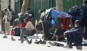 homeless services don t end homelessness essay zocalo public  good intentions not standing soup kitchens and shelters have become an industry unto themselves
