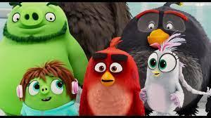 ANGRY BIRDS FILM 2 - DRUGA KINO NAJAVA - YouTube