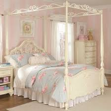 Impressive Full Size Canopy Bed Frame with Canopy Bed Frame Ideas ...