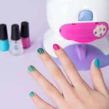 cool maker go glam nail salon mani pedi