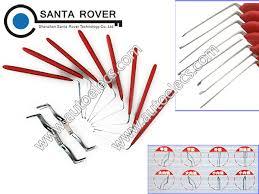 car locksmith tools. 10PCS L-Shaped Pin Lock Picks Tools Set For Car Opener Magic Locksmith  Car Locksmith Tools P