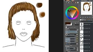 turn picture into painting gimp ideas