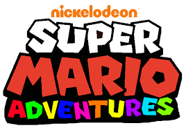 Super Mario Adventures Logo by jared33 on DeviantArt