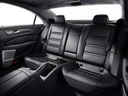 mercedes amg cls63 interior. Exellent Cls63 Interior Rear Seats 2015 MercedesBenz CLS63  Intended Mercedes Amg Cls63 Interior