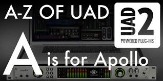 Uad Comparison Chart A Z Of Uad A Is For Apollo Pro Tools