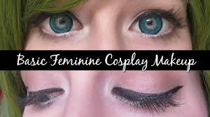 basic cosplay makeup tutorial cosplay makeup night eyes cosplay