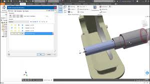 Bearing Housing Design Calculation Creating A Shaft And Placing A Bearing Autodesk Inventor Accelerating Design Using Standards