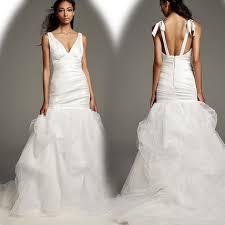 Vera Wang Bridal Size Chart Vera Wang 2019 Ss Short Plain Wedding Dresses