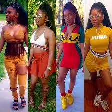 fila yellow top. top puma yellow crop tops bralette shoes glasses fila adidas hoop earrings shorts sandals skirt y
