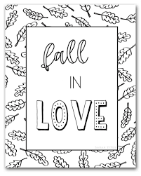 #thanksgiving fall coloring pages #thanksgiving pictures. Free Fall Coloring Pages To Color Sarah Titus From Homeless To 8 Figures