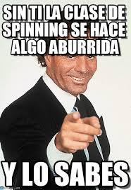 Sin Ti La Clase De Spinning Se Hace Algo Aburrida en Memegen via Relatably.com