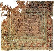 antique persian rug example