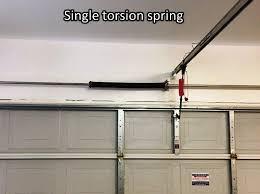 repair garage door spring
