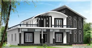 Exterior House Design Exterior House Design With Some Stone Work - Interior and exterior design of house