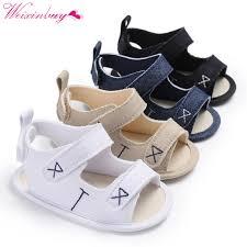<b>Baby Sandals</b> Newborn <b>Baby</b> Boy <b>Shoes Classic Canvas</b> Fashion ...