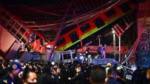 Mexico City subway train derails: over 20 dead, dozens injured - Axios