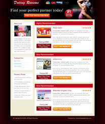 Website Design Review Dating Website Review Type Lp 021 Review Type Landing Page