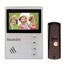 <b>Falcon Eye</b> KIT- Vista Комплект <b>видеодомофона</b> - ТД ВИДЕОГЛАЗ ...