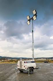 Light Tower Rentals Oklahoma Bring The Light Electrical Contractor Magazine