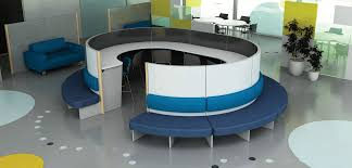 Office:Privacy Office Workspace In Round Pod Idea Privacy Office Workspace  In Round Pod Idea
