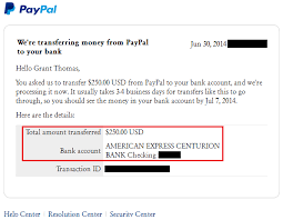 With Withdraw Paypal Grant Process Email Travel