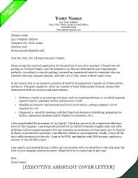 15 Cover Letter Examples For Administrative Assistants