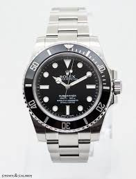 Rolex Submariner Prices Submariner Watch Price Crown