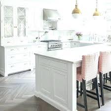 white kitchen floor ideas classic checkerboard marble tiles