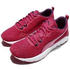 puma shoes pink and white. image is loading puma-rush-wns-pink-white-women-training-shoes- puma shoes pink and white e