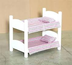 18 inch doll bunk bed inch doll bunk beds bunk beds for inch dolls bunk beds