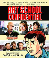 Minghella ray Confidential Amazon Art School Max com blu Sophia tX0X6q