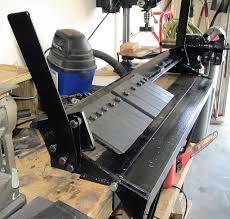 sheet metal brake plans. bench-top box/pan sheet metal brake, by j. hartnell   brake plans e