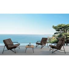 outdoor living room set cottage by talenti contemporary design talenti cottage modern design garden lounge made in italy