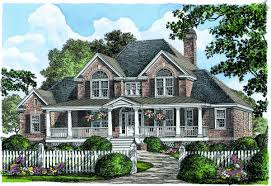 brick house plans s brick houses with stone accents