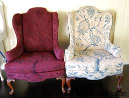 furniture fabric paintUpholstery Spray Paint Before and After Photos