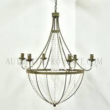 pig chandelier