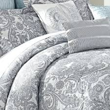 grey paisley quilt cover luxe lavender 9 piece comforter set ana paisley duvet cover twin grey