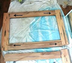 reclaimed wood picture frames reclaimed wood picture frames