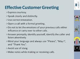 National It Authority Module 3 Customer Handling Skills And