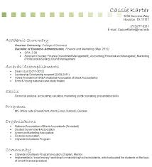 example of a resume with no job experience i have no job experience what do i put on my resume best solutions