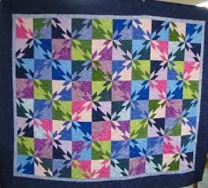 12 Best Photos of Orion's Star Quilt Pattern - Eleanor Burns Orion ... & Orion Star Quilt Pattern Free Adamdwight.com
