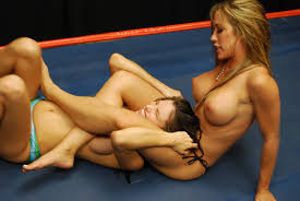 Sexy women wrestling porn