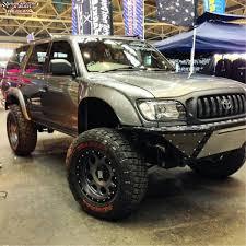 Toyota Sequoia XD Series XD126 Enduro Pro Wheels Matte Gray and ...
