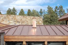 rusted metal roofing with standing seam metal roof metal roof paint