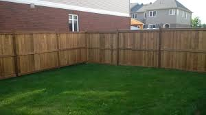 treated wood fence post caps