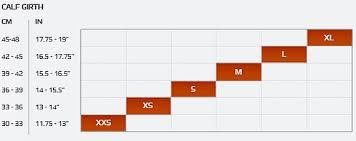 2xu Unisex Elite Mcs Compression Calf Guards Pair